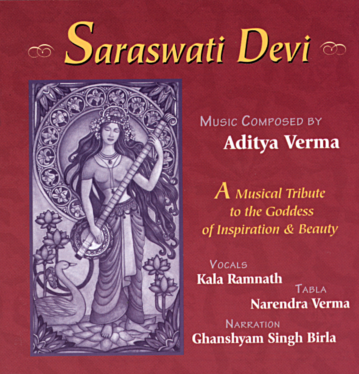 Saraswati Devi Mantra – MP3