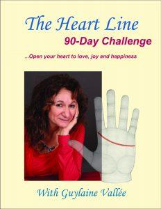 Heart Line Challenge Book